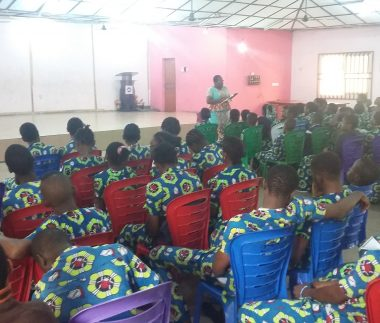 Moral and Bible session